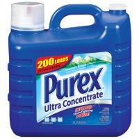 Purex® Ultra Concentrate Mountain Breeze Liquid Laundry Detergent - 312.5 oz.