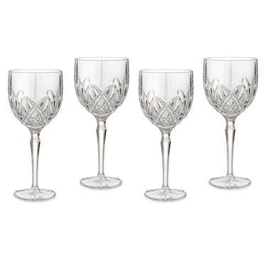 Brookside Marquis by Waterford Wine Glasses - Set of 4