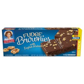 Little Debbie Fudge Brownie (2.33oz / 12pk)