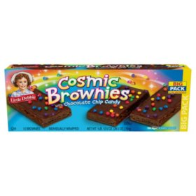 Little Debbie Cosmic Brownies (2.33oz / 12pk)