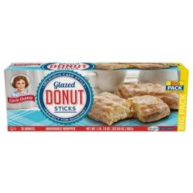 Little Debbie Donut Sticks (1.96 oz./ 12 pk.)
