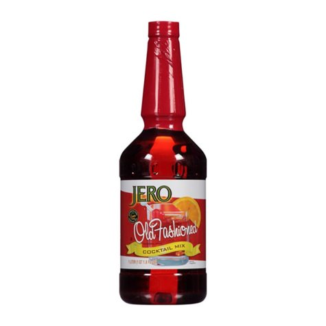 Jero Old Fashioned Cocktail Mix (32 fl. oz.)