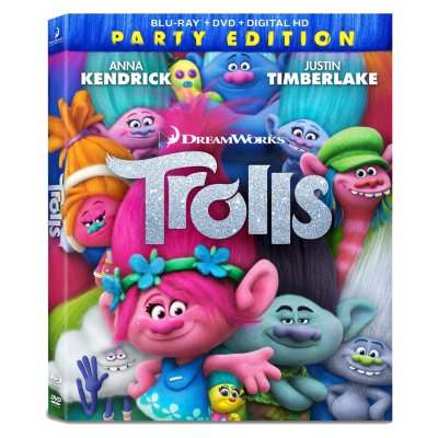 Dreamworks Trolls Dvd Sam S Club For the species of the same name, see trolls (species). dreamworks trolls dvd