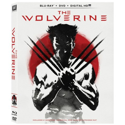 The Wolverine (Blu-ray)
