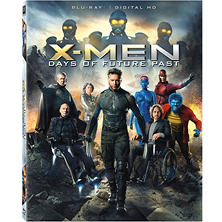 X-Men: Days of Future Past [DVD]