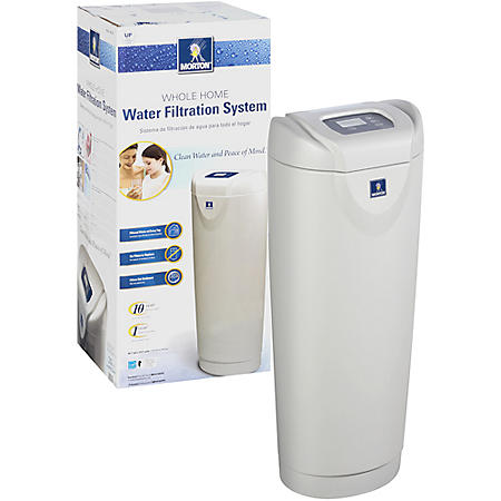 Morton Whole Home Water Filtration System - Sam's Club