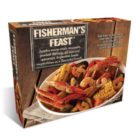 Coastal Seafood Boil - 3 lb.