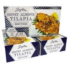 Singleton Honey Almond Tilapia (2 lbs.)