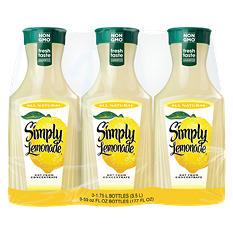 Simply Lemonade (59 fl. oz., 3 pk.)