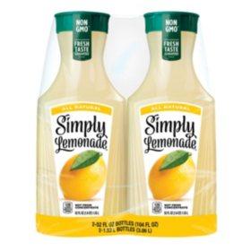 Simply Lemonade (52 fl. oz. 2 pk.)
