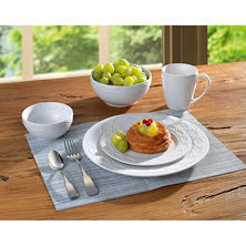 Pfaltzgraff Savannah Porcelain 20-Piece Dinnerware Set