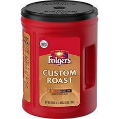 Folgers Custom Roast Ground Coffee (48 oz.)