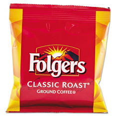 Folgers Classic Roast Coffee (1.5 oz. Fractional Pack,  42 ct.)