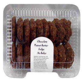 Chocolate Peanut Butter Fudge No Bakes (18 oz.)