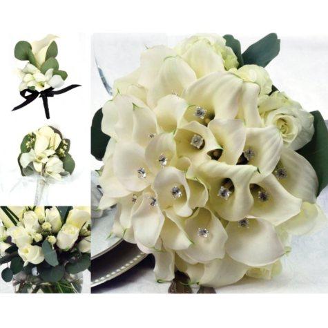 Platinum Wedding Collection - Endless Love (10 pc.)