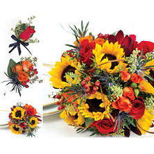 Sunflower Wedding Collection - Fall (10 pc.)