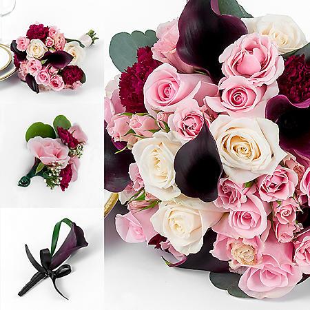 Wedding Collection Marsala Enchanted