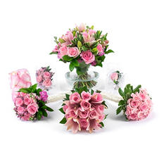 Pink Passions Wedding Collection (10 pc.)