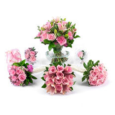 Pink Passions Wedding Collection (23 pc.)
