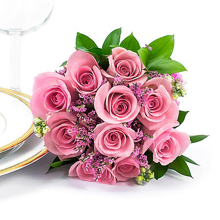 Wedding Collection Pink Passions, Bridesmaid Bouquets (Choose 2 or 3 pieces)