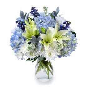 Happy Hanukkah Floral Bouquet