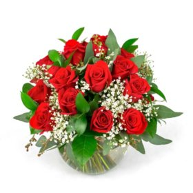 Wedding Collection Red Rose, Centerpieces (6 pieces)