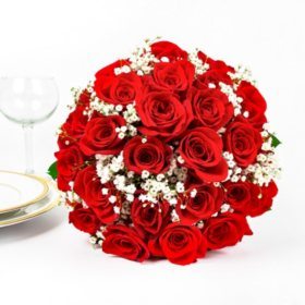 Wedding Collection Red Rose, Elopement ( Choose 4 or 6 pieces)