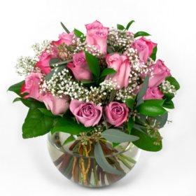 Wedding Collection Lavender Rose, Centerpieces (6 pieces)