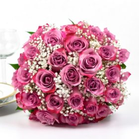 Wedding Collection Lavender Rose, Elopment (Choose 4 or 6 pieces)