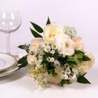 Wedding Collection Royal, Bridesmaid Bouquets (Choose 2 or 3 pieces)
