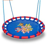 Deals on Swurfer 40-inch Paw Patrol Saucer Swing