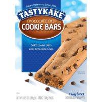 Tastykake Chocolate Chip Cookie Bars (1.75oz / 6pk)