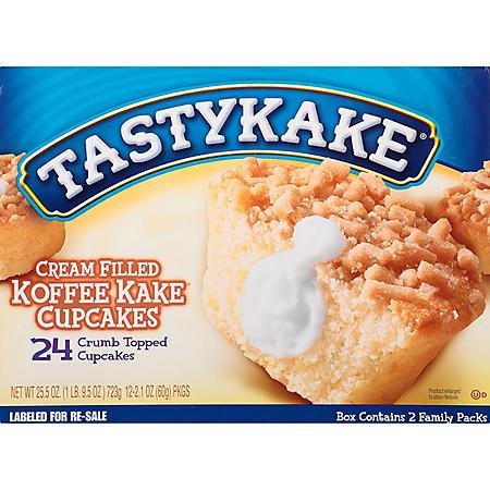 Tastykake Koffee Kake Cupcakes (24 ct.)