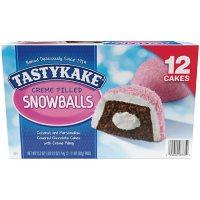 Tastykake Crème Filled Snowballs (12 ct., 31.75 oz.)