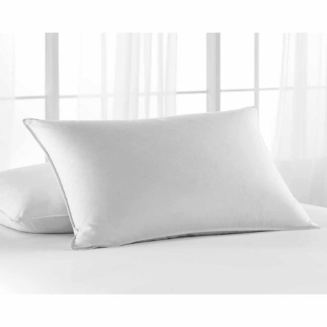 Asthma and Allergy Friendly 240 Thread Count Polyester Twin Pack Pillows  - Various Sizes