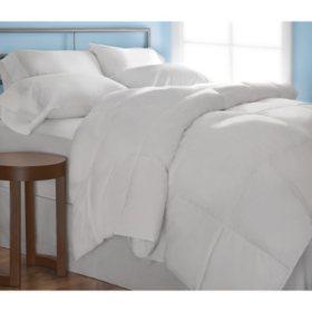 AAFA-Certified White Duck Down Comforter