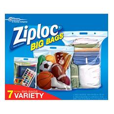 Ziploc Big Bags Combo Pack (7 pk.)