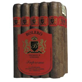 Bolero Supremo Cigars (25 ct.)
