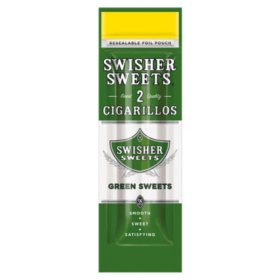 Swisher Sweets Green Sweet Cigar (2 pk., 30 ct.)