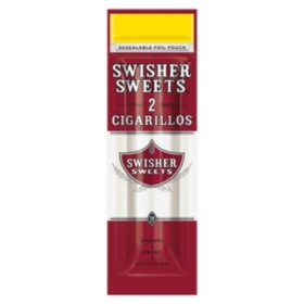 Swisher Sweets Regular Cigarillos (2 ct., 30 pk.)