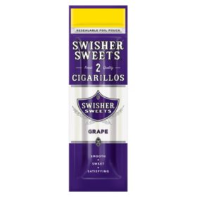 Swisher Sweets Grape Cigarillos (2 pk., 30 ct.)
