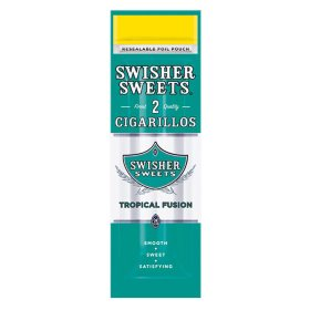 Swisher Sweets Cigarillo, Tropical Fusion (2 pk., 30 ct.)