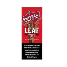 Swisher Sweets Leaf Original Cigars (3 pk. pouch, 10 ct.)