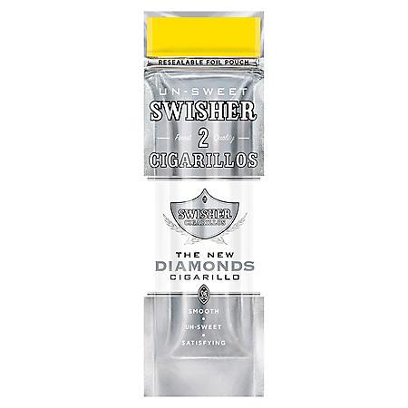 Swisher Sweets Diamond Cigars (2 pk., 30 ct.)