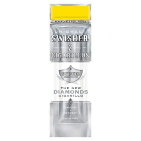 Swisher Sweets Diamond Cigars (2 pk., 30 ct.)