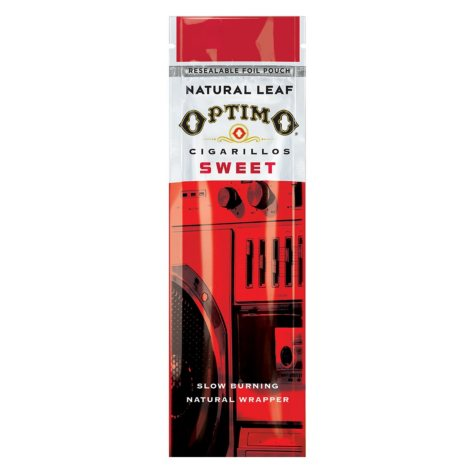 Optimo Cigarillos, Sweet (2 per pouch, 30 ct.)
