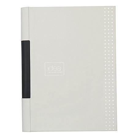 "Oxford Idea Collective Professional Casebound Notebook, White, 8 1/4"" x 5 7/8"", 80 Pages"
