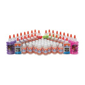 Elmer's Slime Class Pack, 1.85 gal, Assorted Colors