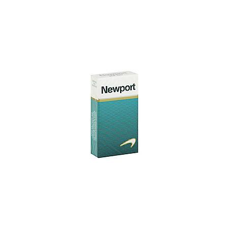 Newport 100s Box (20 ct., 10 pk.) $0.25 Off Per Pack