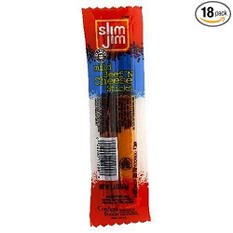 Slim Jim Beef and Cheese Twin Pack (1.5 oz., 18 ct.)